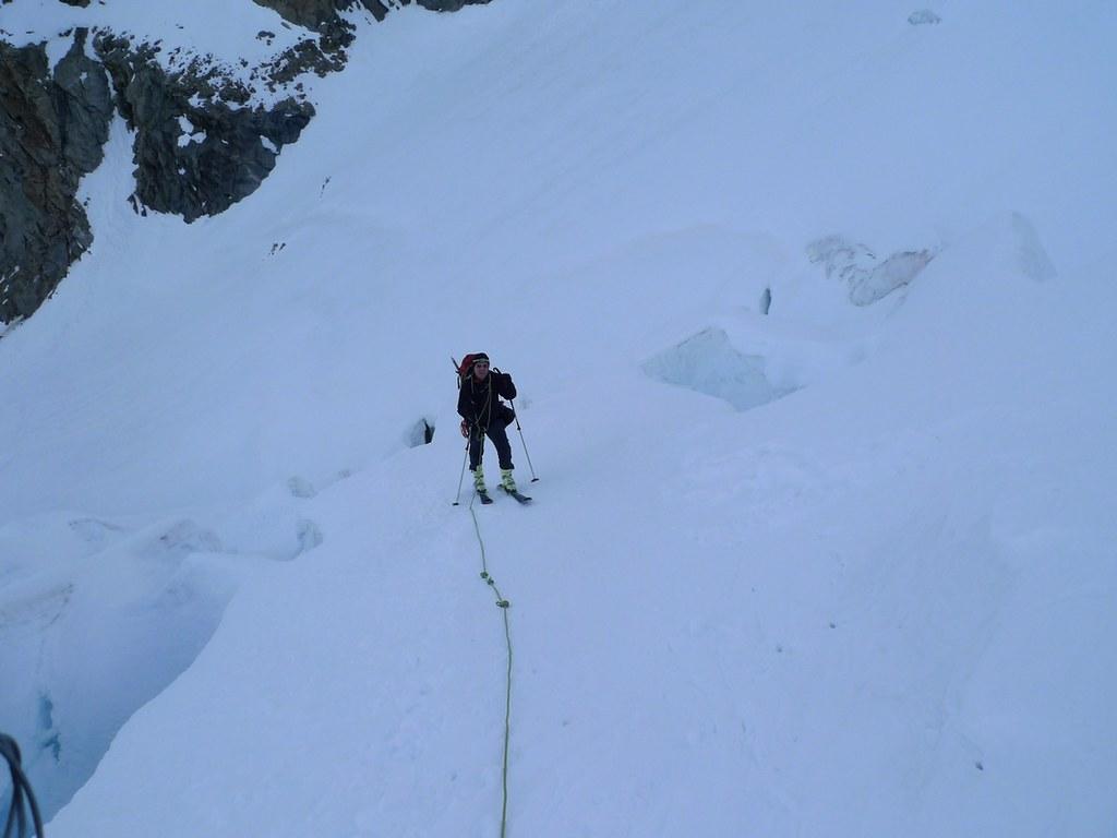 Signalkuppe / Punta Gnifetti Walliser Alpen / Alpes valaisannes Switzerland photo 15