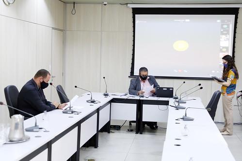 15ª Reunião Ordinária - Comissão de Meio Ambiente e Política Urbana
