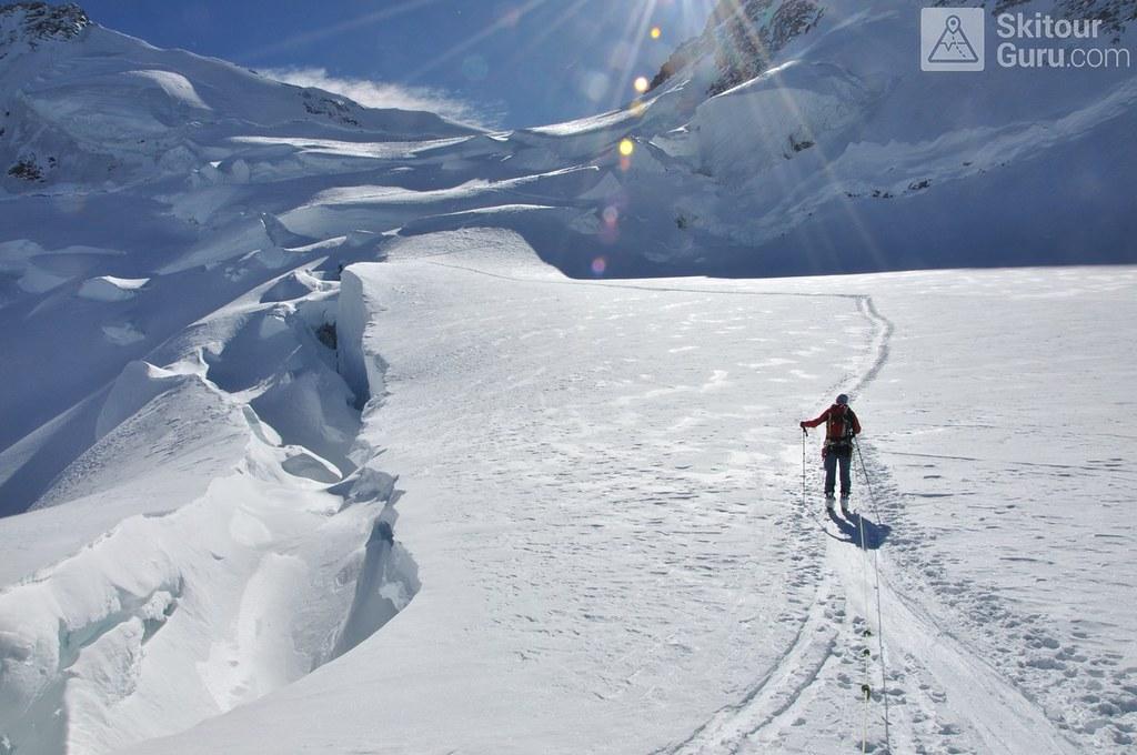 Signalkuppe / Punta Gnifetti Walliser Alpen / Alpes valaisannes Switzerland photo 28