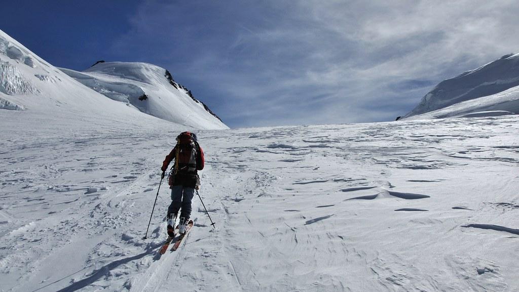Signalkuppe / Punta Gnifetti Walliser Alpen / Alpes valaisannes Switzerland photo 25