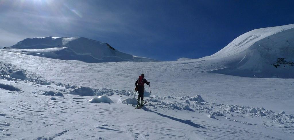 Signalkuppe / Punta Gnifetti Walliser Alpen / Alpes valaisannes Switzerland photo 26