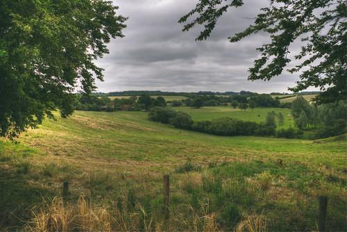 landscape view vista valley standonlordship barwickroad hertfordshire