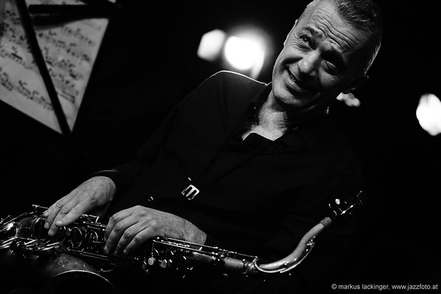 Kurt Gersdorf: sax