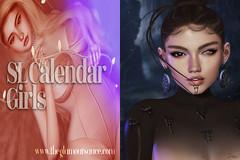 ♥ Calendar Girl June ♥