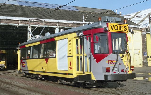 SRWT 7884-Voie