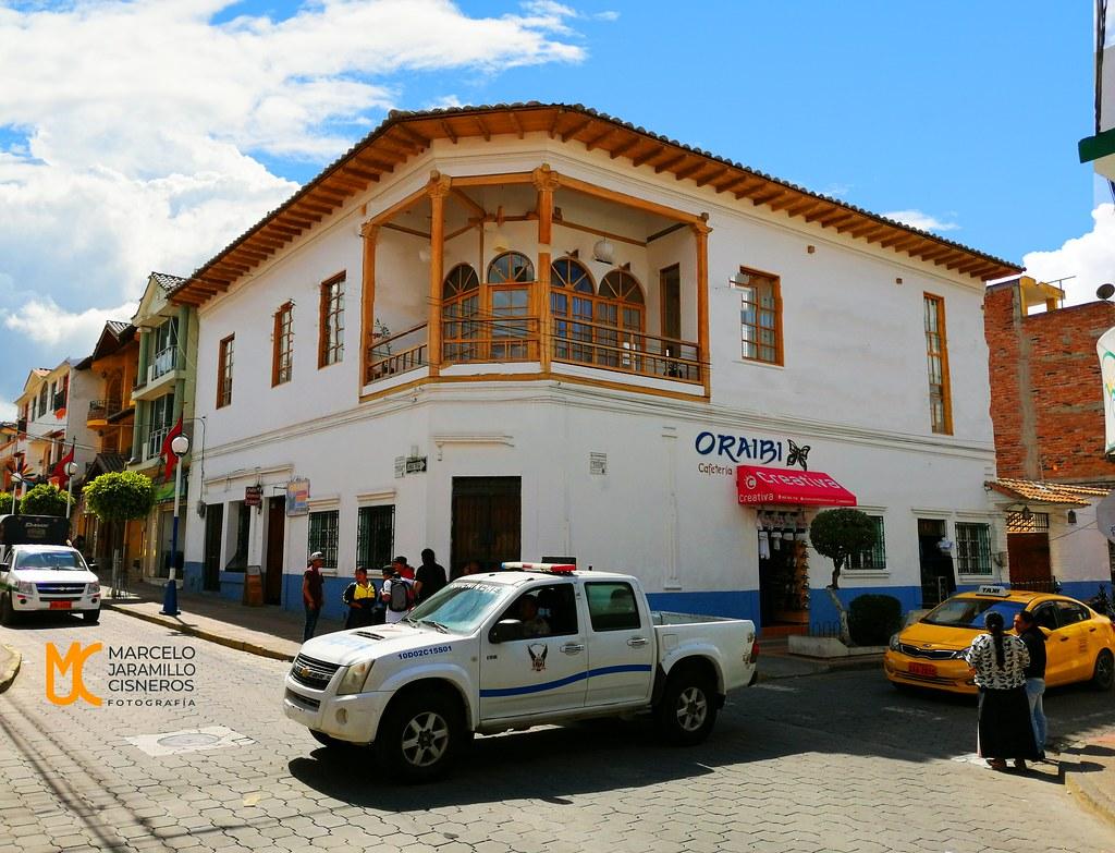 Otavalo y su arquitectura