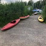Kanufahrt Pfäffikersee Juni 20'