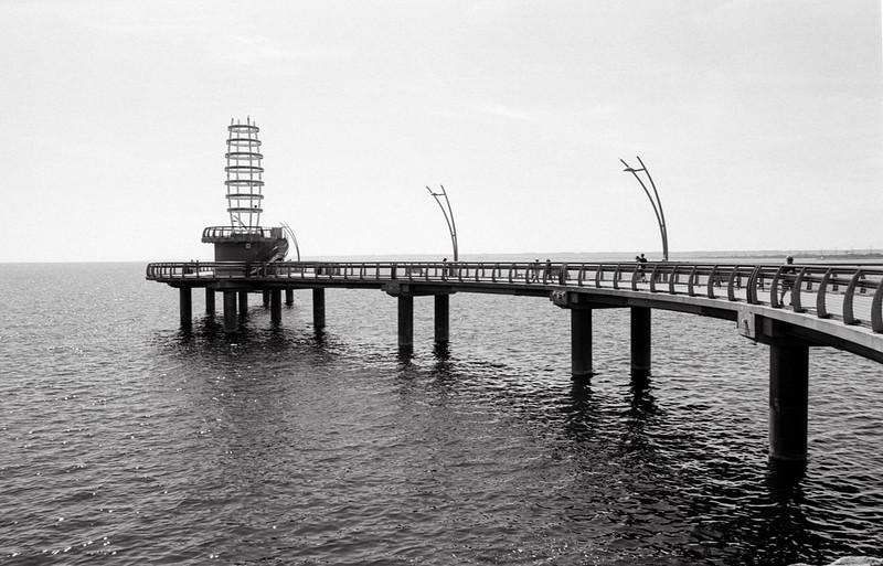 Spencer Smith Pier July 4