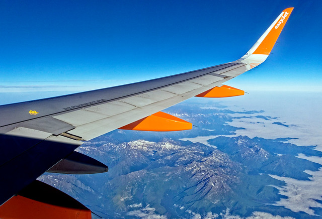 Flying Over The Pyrenees (Panasonic Lumix LX15)