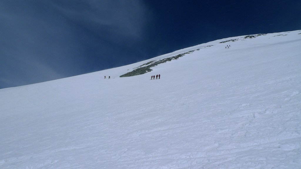 Breithorn - Zermatt Walliser Alpen / Alpes valaisannes Switzerland photo 29