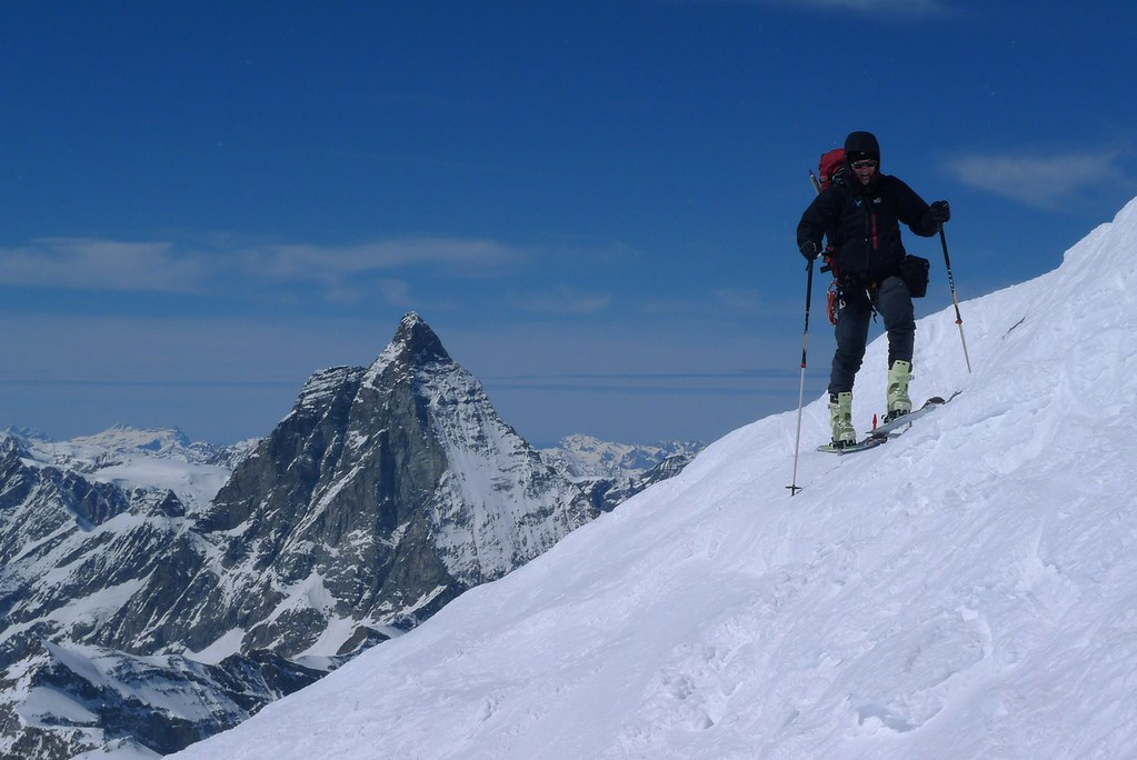 Breithorn - Zermatt Walliser Alpen / Alpes valaisannes Switzerland photo 31