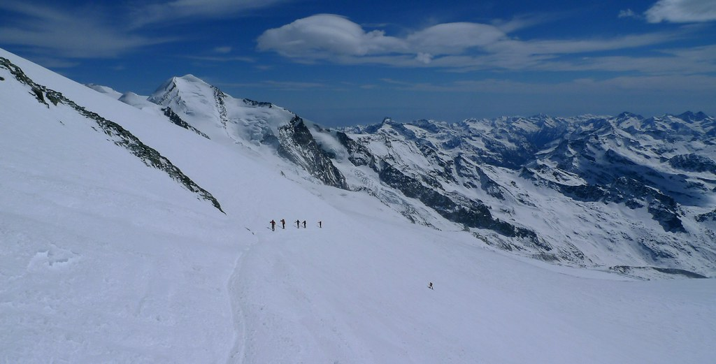 Breithorn - Zermatt Walliser Alpen / Alpes valaisannes Switzerland photo 33