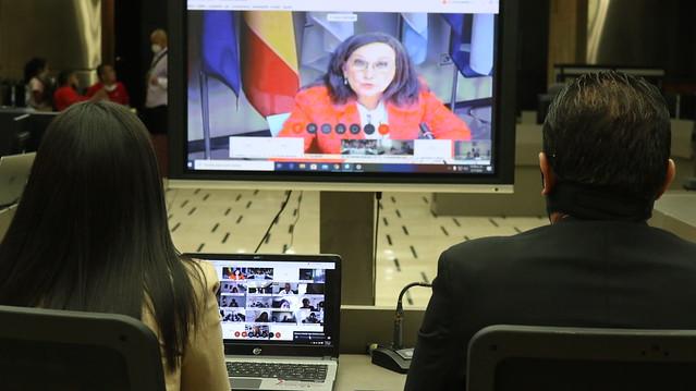 III Reunión de Coordinadores Nacionales y Responsables de Cooperación de la Conferencia Iberoamericana.