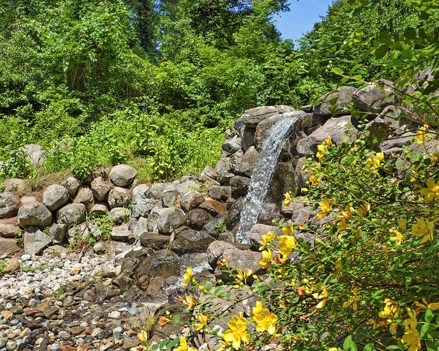 Duke Farm Waterfall
