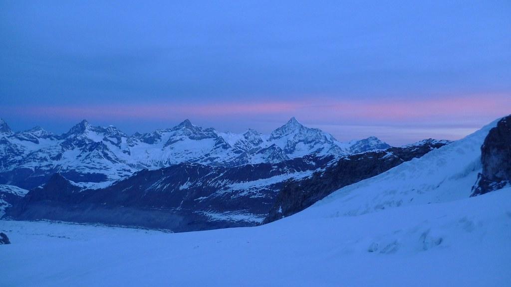 Signalkuppe / Punta Gnifetti Walliser Alpen / Alpes valaisannes Switzerland photo 11