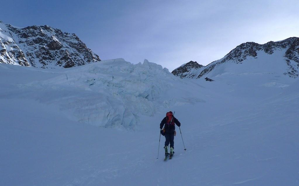Signalkuppe / Punta Gnifetti Walliser Alpen / Alpes valaisannes Switzerland photo 21