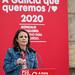 06.07.2020 Adriana Lastra y Gonzalo Caballero en Ferrol