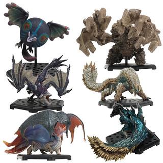CFB《魔物獵人世界:Iceborne》魔物雕像盒玩 Monster Hunter Standard Model Plus(モンスターハンター スタンダードモデルPlus)Vol.17