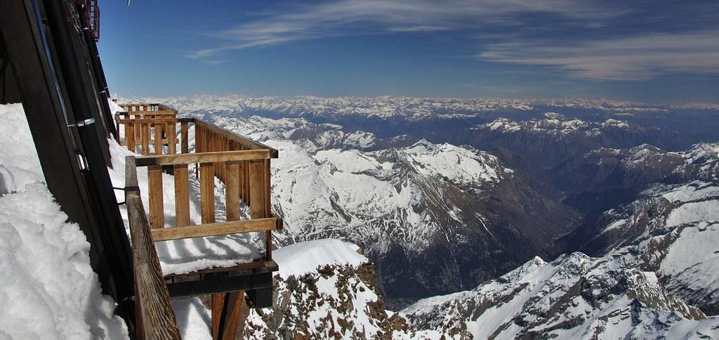 Signalkuppe / Punta Gnifetti Walliser Alpen / Alpes valaisannes Switzerland photo 48
