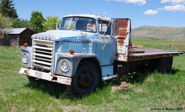 Big C-Series Dodge Truck