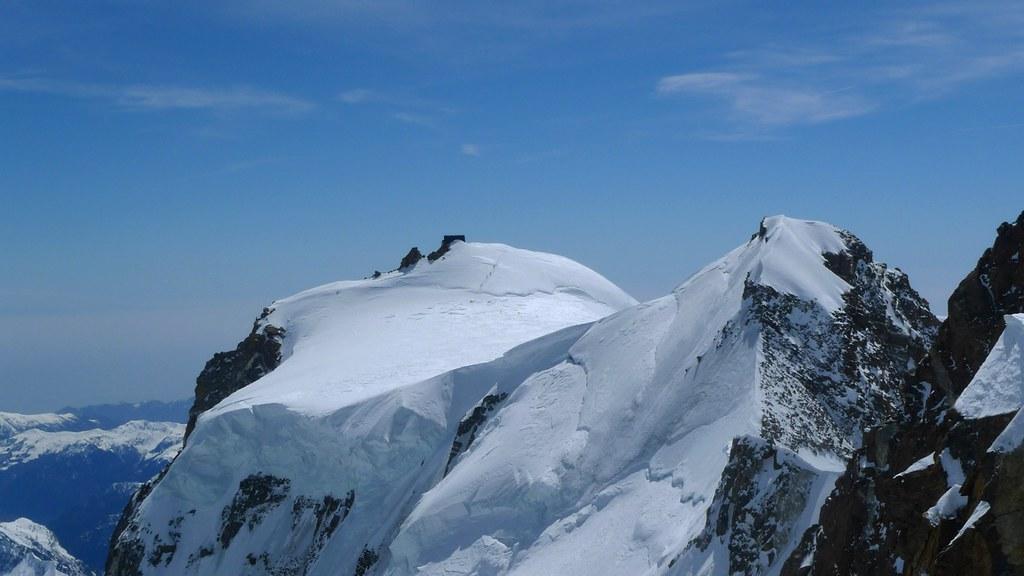 Signalkuppe / Punta Gnifetti Walliser Alpen / Alpes valaisannes Switzerland photo 05