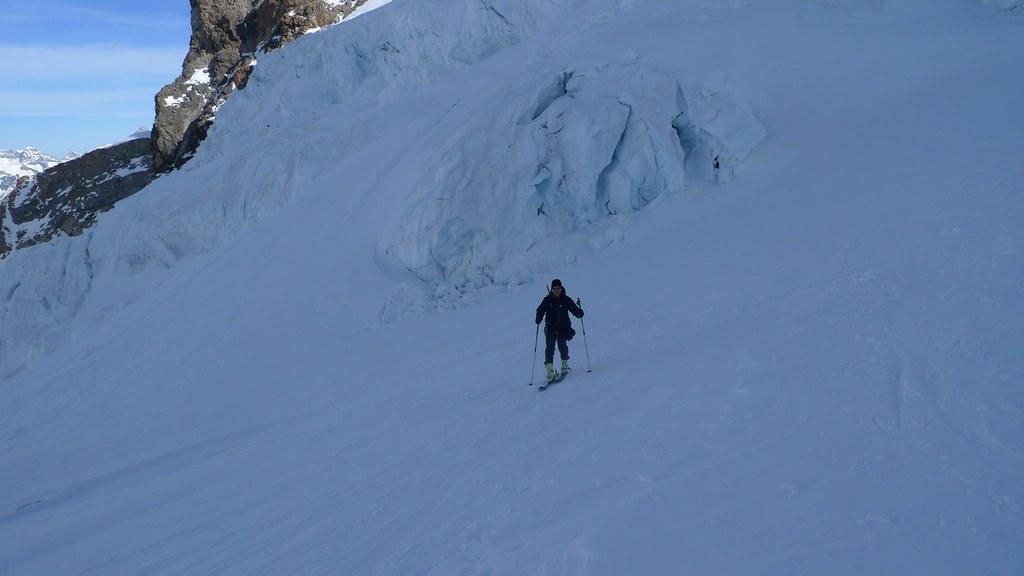 Signalkuppe / Punta Gnifetti Walliser Alpen / Alpes valaisannes Switzerland photo 22
