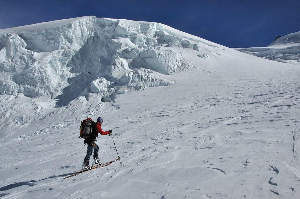 Signalkuppe / Punta Gnifetti Walliser Alpen / Alpes valaisannes Switzerland photo 33