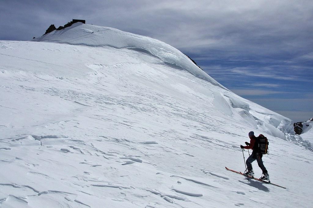 Signalkuppe / Punta Gnifetti Walliser Alpen / Alpes valaisannes Switzerland photo 30
