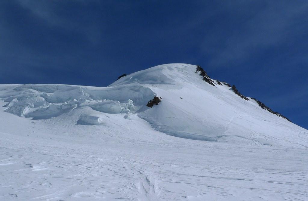 Signalkuppe / Punta Gnifetti Walliser Alpen / Alpes valaisannes Switzerland photo 36