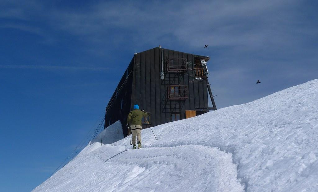 Signalkuppe / Punta Gnifetti Walliser Alpen / Alpes valaisannes Switzerland photo 44