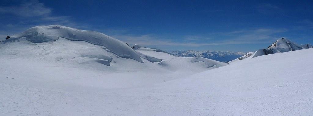 Signalkuppe / Punta Gnifetti Walliser Alpen / Alpes valaisannes Switzerland photo 50