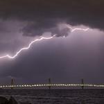 7. Juuli 2020 - 2:23 - ολονύχτιες καταιγίδες μαίνονται στην περιοχή της γέφυρας του Ρίου!