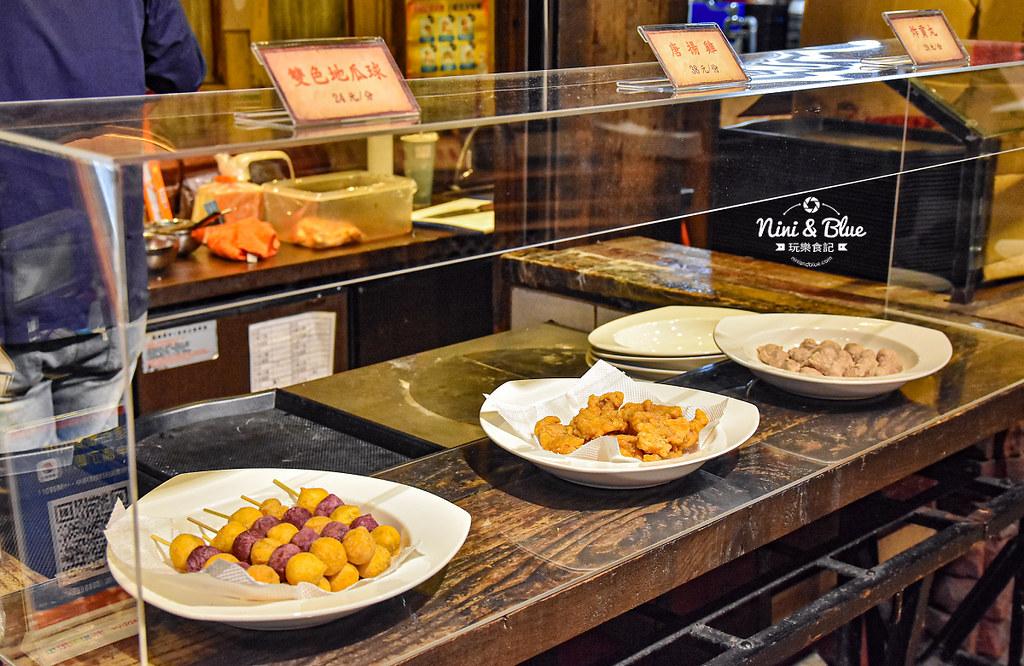 寶貝老闆新加坡叻沙麵 台中大遠百美食 菜單17