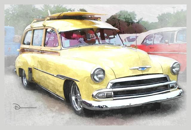 Yellow Wagon
