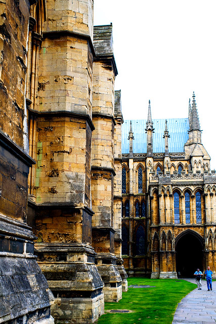 Lincoln Cathedral - exterior
