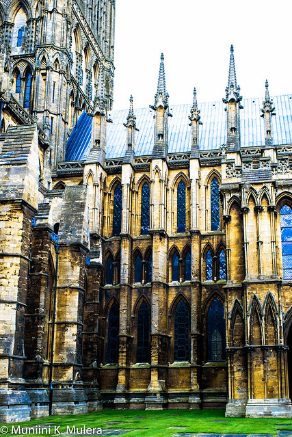 Lincoln Cathedral - Exterior_ 2