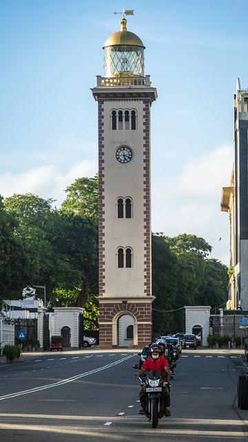 Colombo Fort Light House