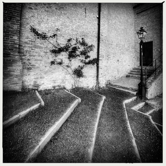 Difficult paths