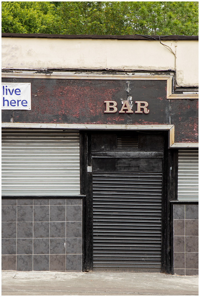 Bar - Live Here, Maryhill