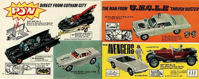 Corgi Toys 1969 Catalog