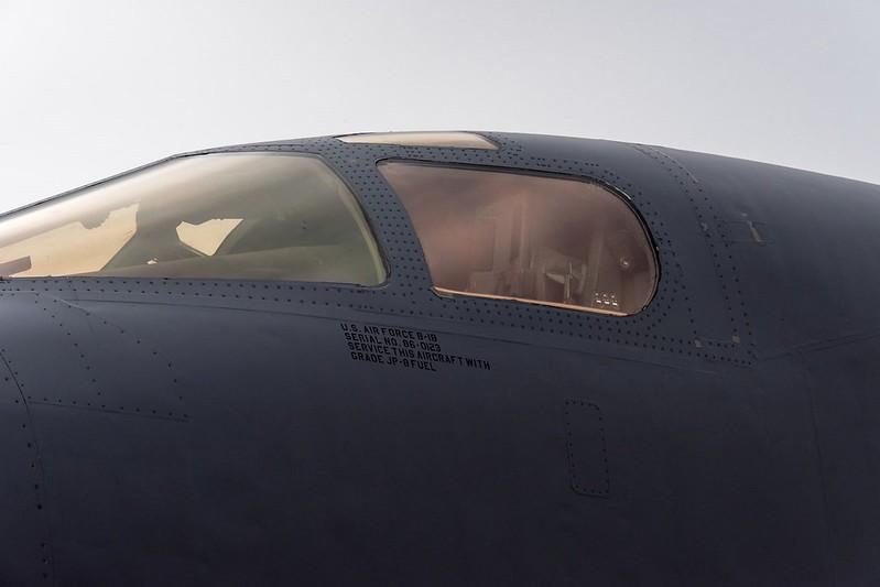 Rockwell B-1B 3