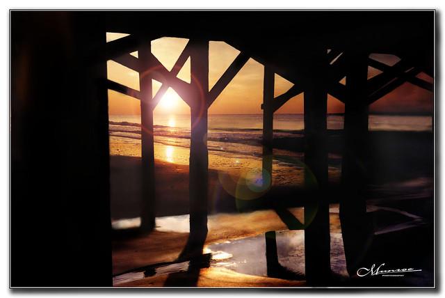 UNDER THE PIER MYRTLE BEACH 2002-2-222