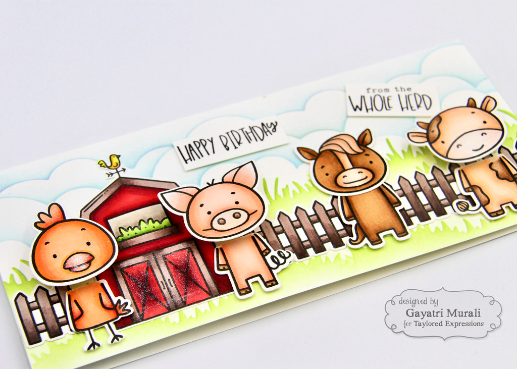 Farm Kit card #1 closeup1
