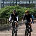 Viaduto do Chá é alvo de ciclistas