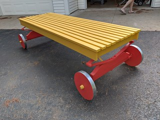 Whispering Pines wagon from Fred Silloway | by M.R.Kirk