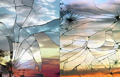 Broken Mirror Photography