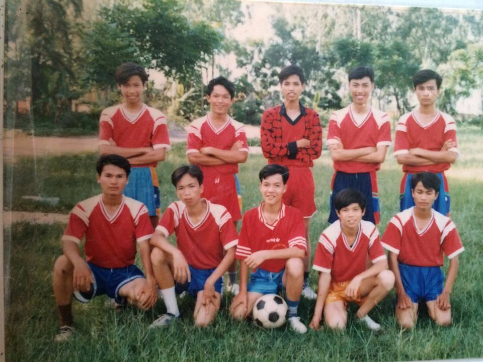 đội bóng thời cấp 3