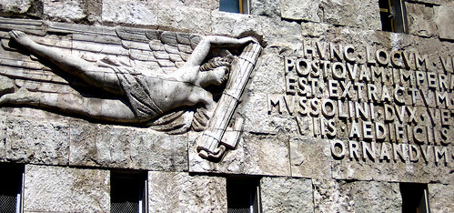 ROMA ARCHEOLOGICA & RESTAURO ARCHITETTURA 2020. Roma, in piazza Augusto imperatore il nuovo hotel di [MUSSOLINI - DVX] lusso firmato Bulgari. La Repubblica & Virginia Raggi / You-tube (02/07/2020).