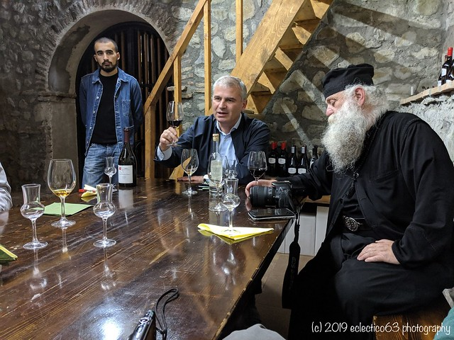 Privately curated tasting of traditionally made Georgian wine
