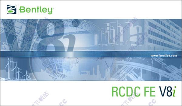 RCDC FE V8i 02.01.01.07 x64 full license